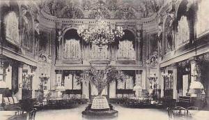 Interior, Salle De Jeu Du Cercle, Aix-les-Bains (Savoie), France, 1900-10s