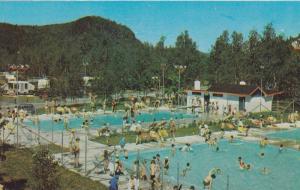Camping Municipal De La Tuque, Quebec,  Canada,  40-60s