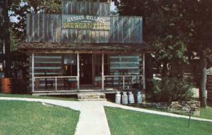 OK - Grove. Har-Ber Village Mercantile