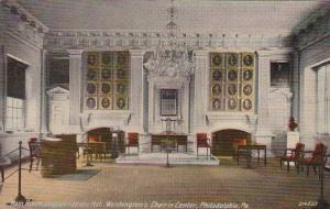 Pennsylvania Philadelphia Main Rom In Independence Hall