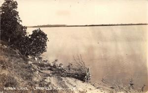 Lakefield Minnesota 1940s RPPC Real Photo Postcard Heron Lake