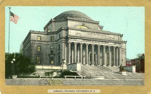NY - New York City, Columbia University Library