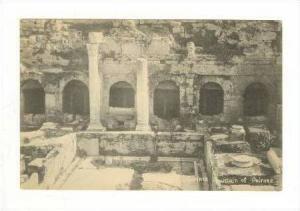 Corinth Fountain Of Peirene,Greece,1900-1910s