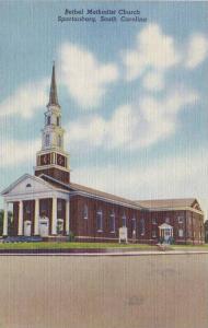 Bethel Methodist Church, Spartanburg, South Carolina, 1930-1940s