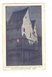 Old House , COLMAR , France , 00-10s ; J.J. WATZ.(HANSI)