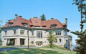 OR - Portland. Pittock Mansion