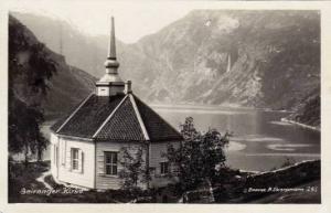 RP, Seiranger Kirke, Norway, 1910-1920s