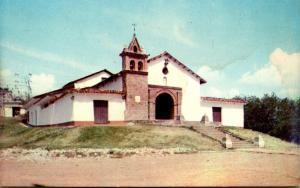 Columbia Cali San Antonio Chapel