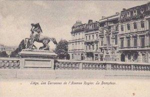 Belgium Les Terrasses de l'Avenue Rogier Le Dompteur