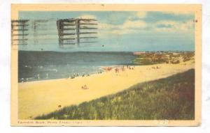 Cavendish Beach, Prince Edward Island, Canada, PU-1950