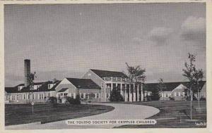 Ohio Toledo The Toledo For Crippled Children  Dexter Press Archives