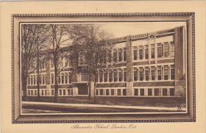 Canada Alexandra School London Ontario Tuck