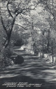 RP: GREEN LAKE, Wisconsin , 1930-40s ; Prospect Drive