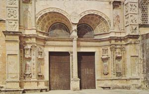Cathedral, SANTO DOMINGO, Dominican Republic, 40-60´s