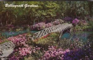 Rustic Bridge Bellingrath Gardens Mobile Alabama