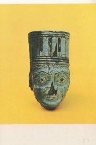 Iran Ivory Head Azarbayjan Hassanlu 1000BC Arabic Postcard