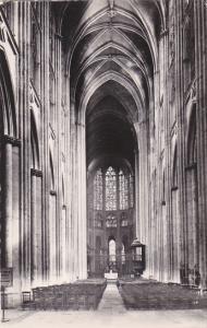 France Tours l'interieur de la Cathedrale Saint-Gatien Photo
