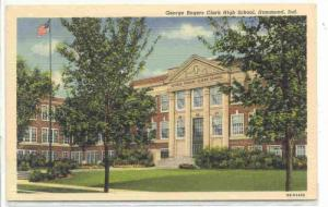 George Rogers Clark High School, Hammond, Indiana, 1930-1940s