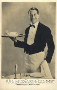 Maurice Chevalier Actor, Actress, Movie Star, Postcard Post Card Actor Actres...