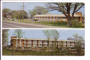 Lord Nelson Motel, Kingston, Ontario, Leiffer Twoview