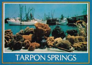 Tarpon Springs Florida 1986