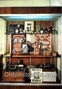 Ft. Myers, Florida, Thomas Edison Home & Museum, Phonograph, record player, p...