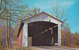 Rocky Fork Bridge Parke County Indiana