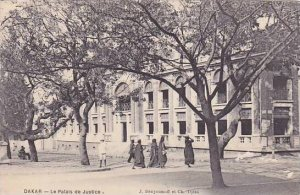 Senegal Dakar Le Palais de Justice