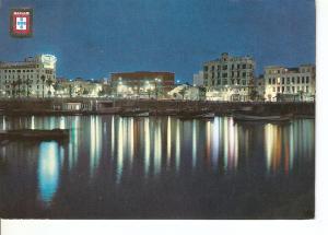 Postal 044440 : Ceuta. Vista nocturna