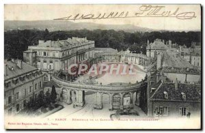 Old Postcard Nancy Hemicycle Palais De La Carriere From the Government