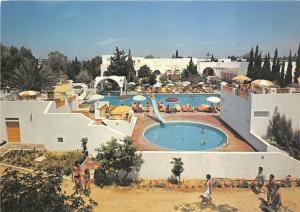 BG21084 hotel les orangers  hammamet tunisia les piscines relaxe