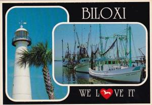 Greetings From Biloxi  We Love It Biloxi Mississippi