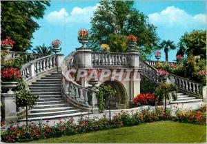 Modern Postcard Insel Mainau