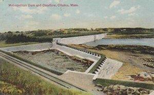 Massachusetts Clinton Metropolitan Dam And Overflow