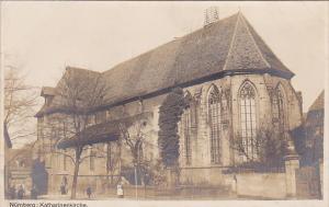 RP, Katharinenkirche, NURNBERG (Bavaria), Germany, 1920-1940s