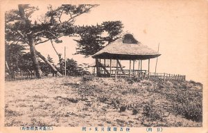 Covered Lookout Japan Unused