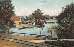 LP18   Sodus Point New York Postcard   Sunbeam Steamer