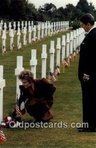 Ronald Regan 40th USA President Postcard Postcards