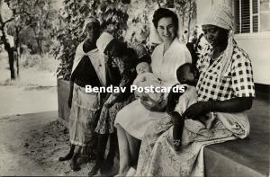 southern rhodesia, MBUMA, Mission Hospital (1950s) RPPC (1)