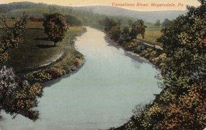 MEYERSDALE, Pennsylvania, 1900-10s; Casselman River