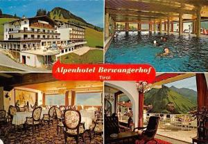 Alpenhotel Berwangerhof Tirol, Schwimmbad Pension Swimming Pool