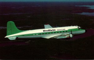 Buffalo Airways Douglas DC-4 Northwest Of Yellowknife
