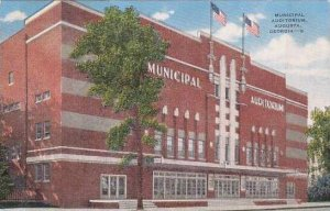 Georgia Augusta Municipal Auditorium
