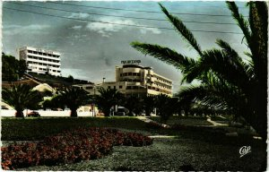 CPA AK AGADIR Les Hotels Gautier et Mauritania MAROC (824447)