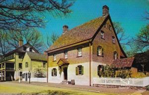 North Carolina Winston Salem Old Salem Winkler Bakery 1981