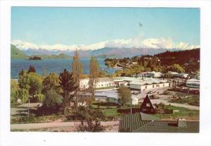 Lake Wanaka In Winter, New Zealand, 1950-1970s