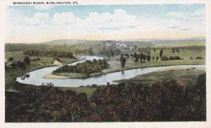 Winooski River - Burlington VT, Vermont - WB