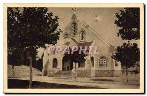 Old Postcard La Baule les Pins Loire Inf La Chapelle