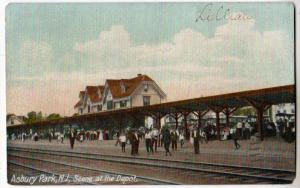 Depot, Asbury Park NJ