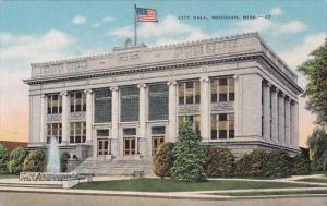 Mississippi Meridian City Hall
